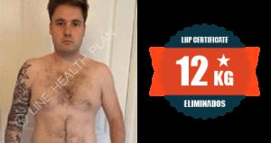 perda 12kg
