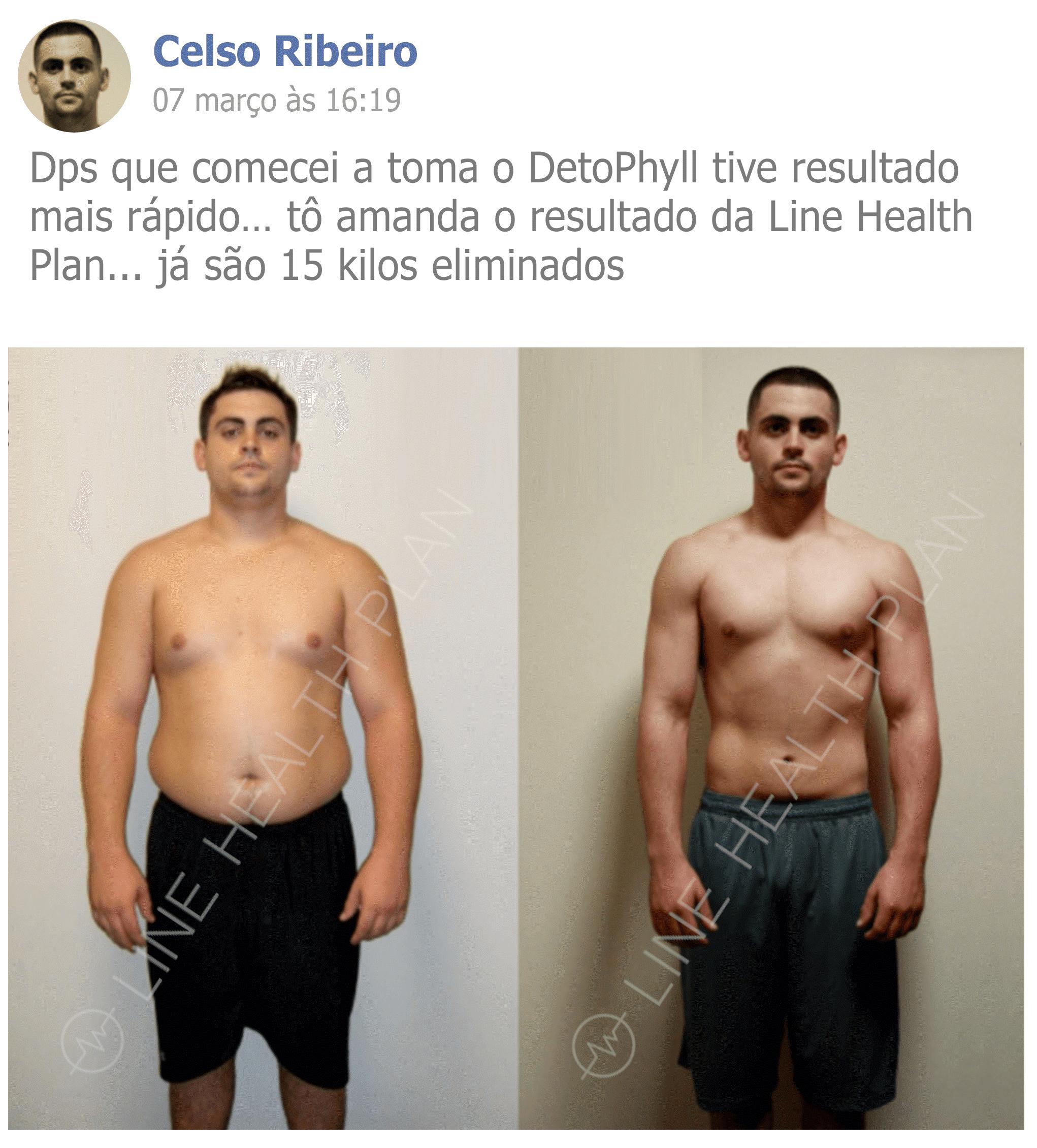 perda 15kg