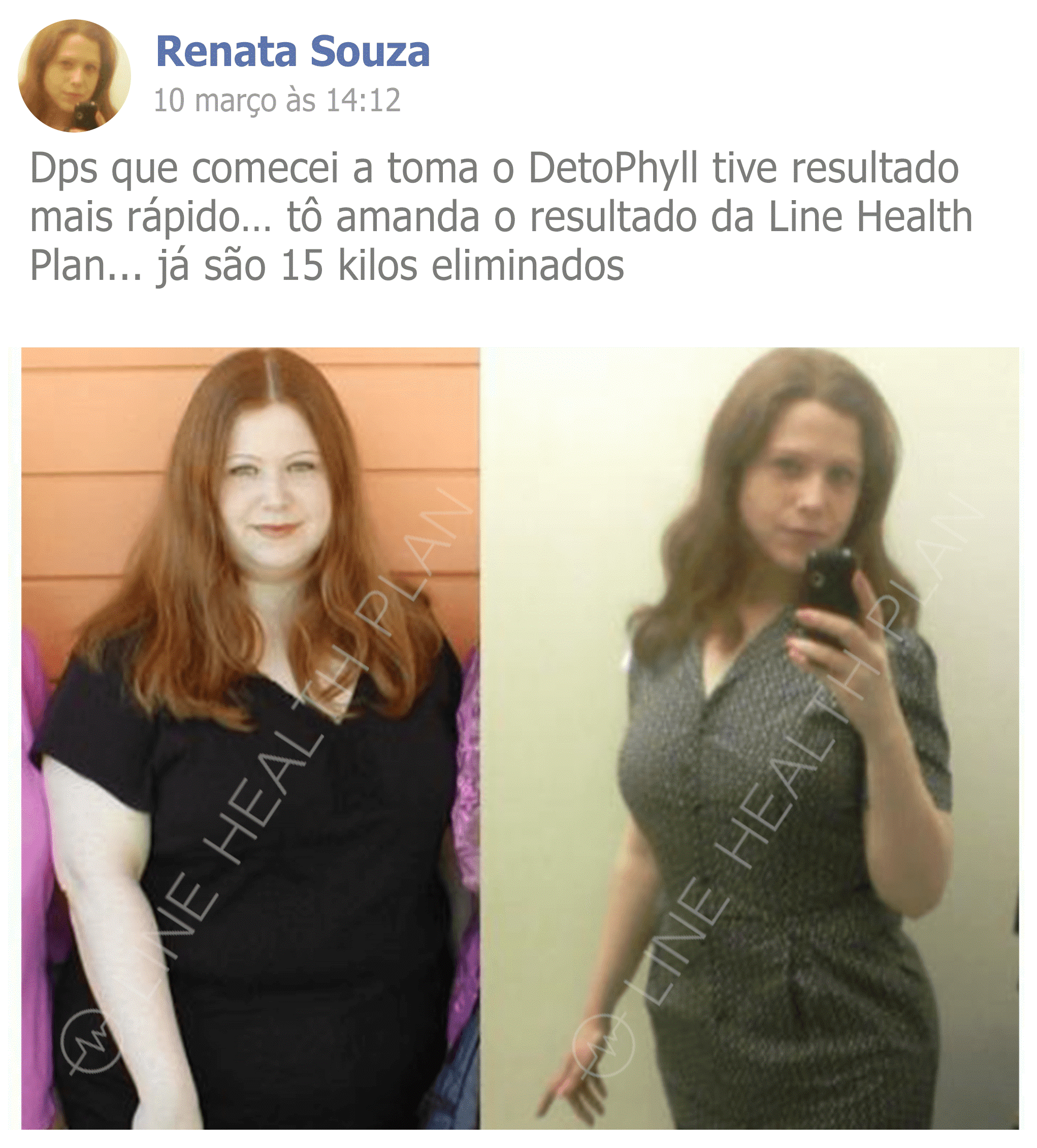 detophyll perda de peso