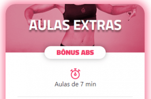 mulheres fit extras