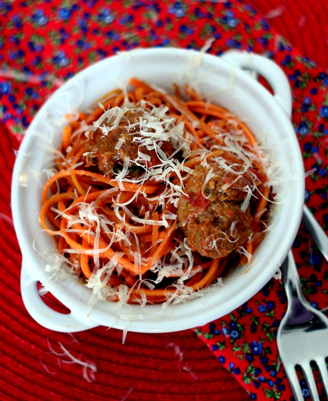 cenoura ao molho low carb almoço